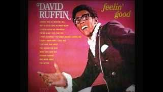 "DAVID RUFFIN -""I COULD NEVER BE PRESIDENT"" (1969)"