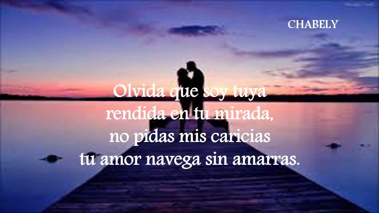Frases Y Pensamientos De Tristeza Y Soledad Chabely Youtube