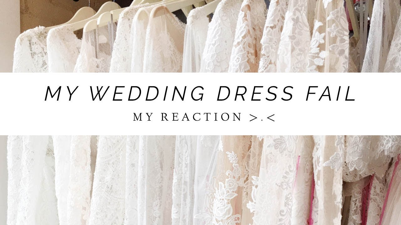 Buying My Wedding Dress Online || Reaction Video