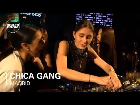 Chica Gang | Boiler Room X Ballantine's True Music: Madrid 2019