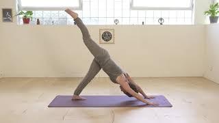 Gili Zarenkin 1 Hour Yoga Practice - גילי זרנקין תרגול יוגה שעה