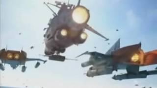 宇宙戦艦ヤマト パチンコCMをHDで試作.