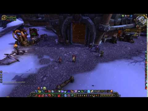 How To Open Mounts Tab In WOW