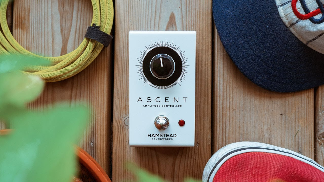 Hamstead Soundworks Ascent Amplitude Controller: A boost for a cause!