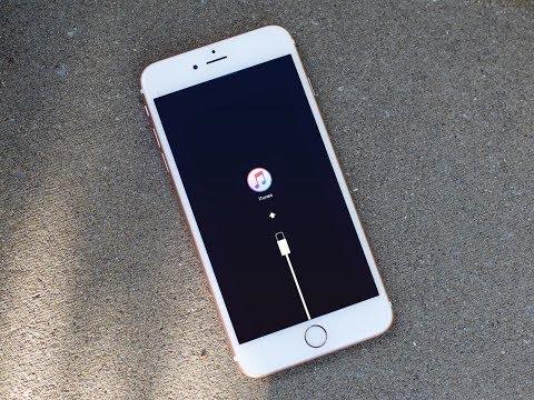 Actualizar Cualquier Iphone / Sin Itunes / Sin Errores / Windows 7 / Facil 2019