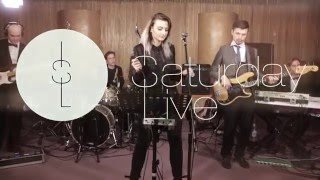 I`m So Excited - The Pointer Sisters - cover SaturdayLive