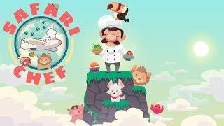 Safari Chef (by MiniJuegos) - iOS / Android Gameplay Video