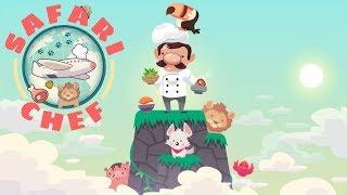 Safari Chef (by MiniJuegos) - iOS / Android Gameplay Video