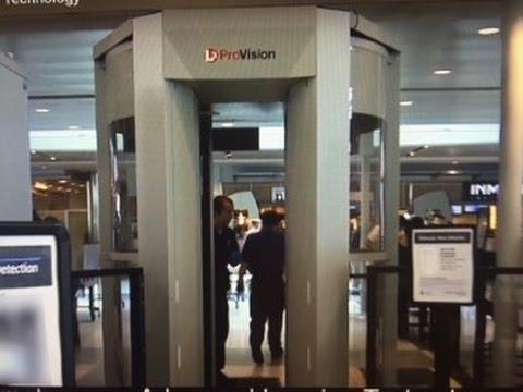 TSA screening complaints