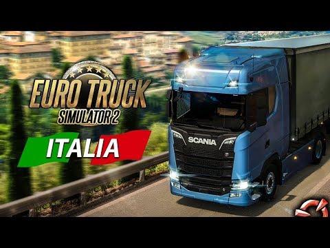 🔴LIVE ETS2🔴VIENS DÉCOUVRIR LE DLC ITALIA PLUS L'ENTREPRISE TSB
