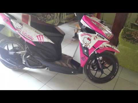 Decal Vario YouTube - Mio decalsdecal motor mio tema transformer powermodif pinterest