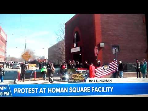 Homan Square Black Site Chicago Protest
