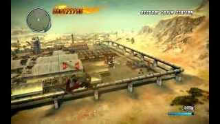 THUNDER WOLVES Gameplay