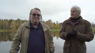 Leo Vierelä ja Pertti Kivimäki
