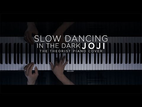 Joji - SLOW DANCING IN THE DARK  The Theorist Piano Cover