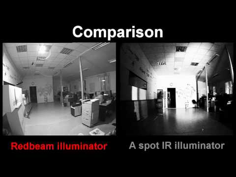 Redbeam - IR illuminators