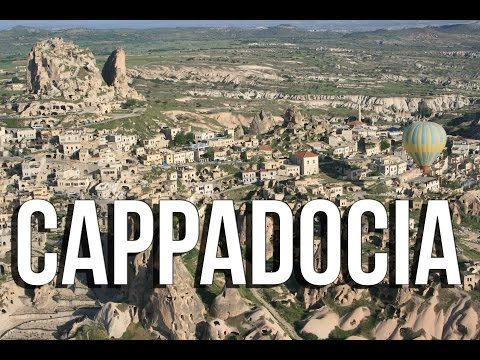 Cappadocia/Antalya holiday travel guide (tourism) video | Things to do in Turkey
