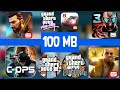 [100MB] How Download All Android Games highly compressed | best website To Download Android Games