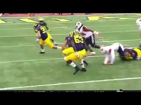2016 Michigan Wolverines Hype Video