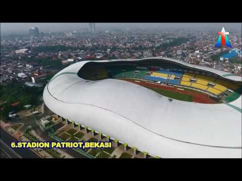 10 STADION MEGAH INDONESIA BERSTANDAR INTERNASIONAL Mp3