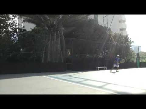 #tennis #sejuk #kutagaloh #kalakkaro