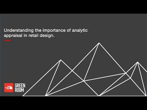 Importance of analytic appraisal in retail design - Retail Design Expo 2016 - Green Room Design