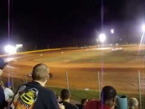 modoc speedway creat late model 20 lap feature part 1