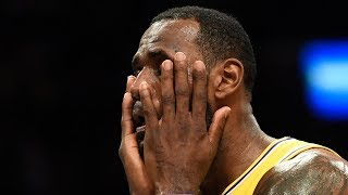 LeBron James Injury Update: Laker's In CRISIS Mode!