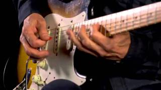 "Eric Johnson playing ""Cliffs of Dover"" for iPad app, On the Music Path"