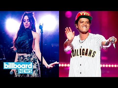 Camila Cabello Will Hit the Road With Bruno Mars for 24K Magic Tour | Billboard News