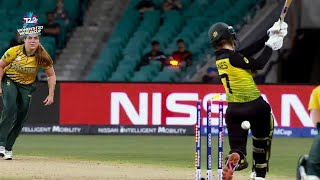 The best bowled dismissals at the Women's T20 World Cup