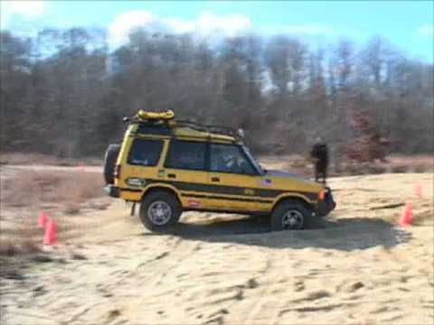 Land Rover Discovery Xd Quot Camel Trophy Quot Style Youtube