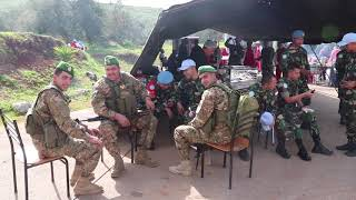 Dangdut pasukan garuda libanon