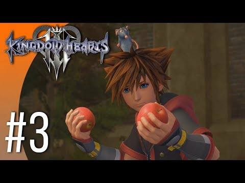 Kingdom Hearts 3 #3