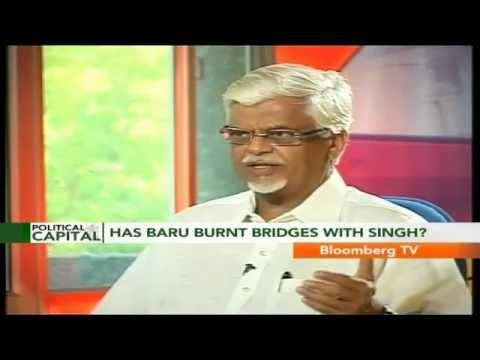Political Capital- Amused By PMO, Cong Reaction: Sanjaya Baru