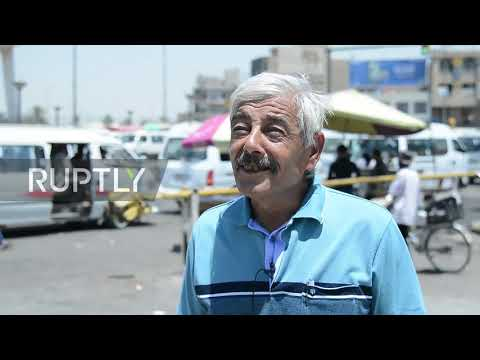 Iraq: Baghdad struggles to cope with heat wave amid power cuts
