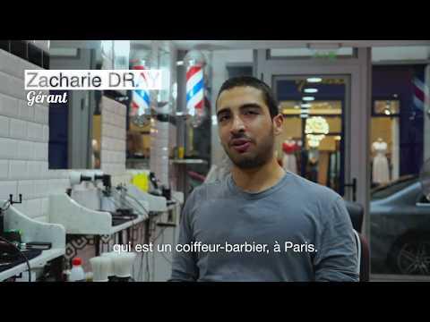 Vidéo témoignage client : Gégé BarberShop