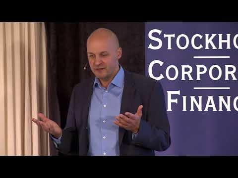 Stille ab på Stockholm Corporate Finance Life Science seminarium 20180306