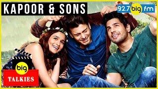 Kapoor & Sons Rishi ...