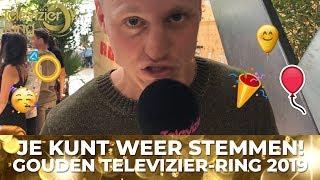 Oud-winnaar Kaj Gorgels roept op om te stemmen voor Televizier-Ster Talent