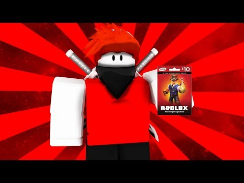 REDEEMING $15 ROBUX GIFT CARD! BC AND ROBUX! (Roblox)