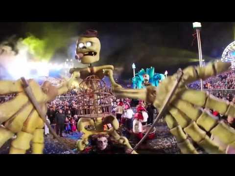 Film 360° - Carnaval de Nice 2017