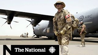 Canadian troops prepare for peacekeeping mission in Mali