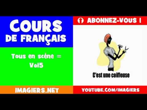 เรียนรู้ภาษาฝรั่งเศส = คำศัพท์ = คน # 5