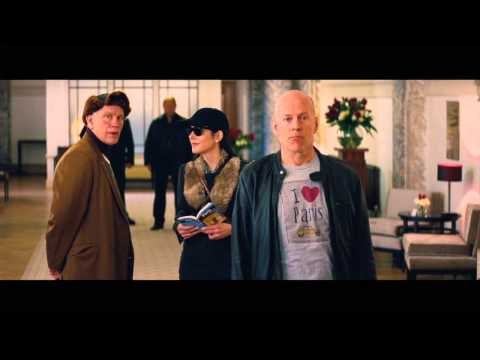 RED 2 - Movie Clip [How Are Things] HD