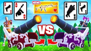 WAR Game Mode *NEW* CARD GAME in Fortnite Battle Royale thumbnail