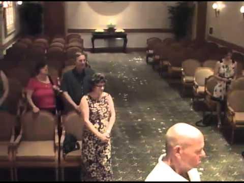 Mike Ani S Wedding Las Vegas Excalibur Chapel 5 4 13