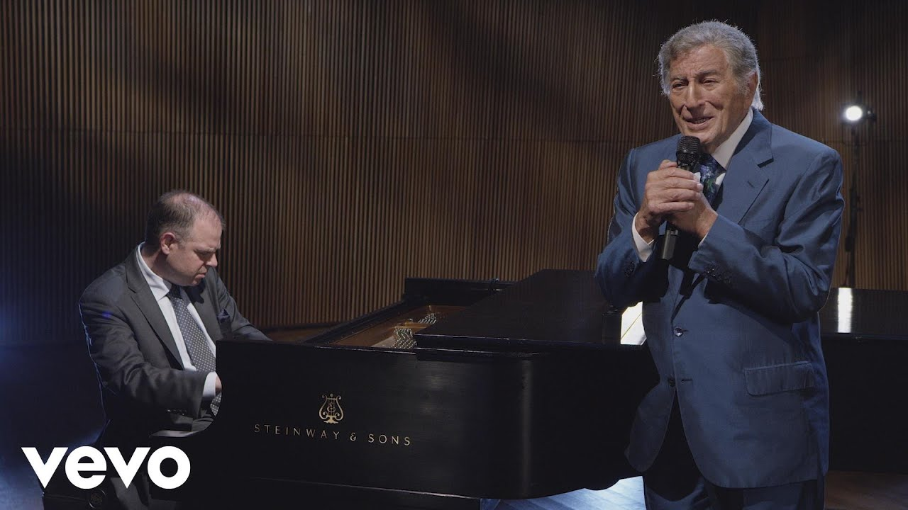 Tony Bennett, Bill Charlap - Look For the Silver Lining (Live in New York - August 2015)