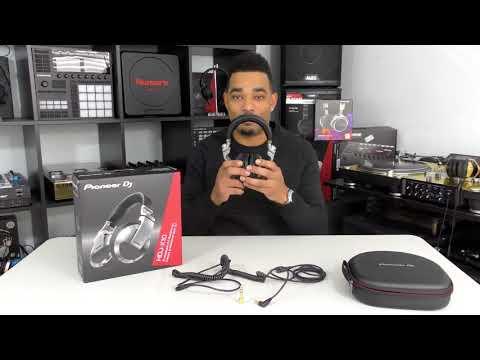 Pioneer HDJ-X10 DJ Headphones Review