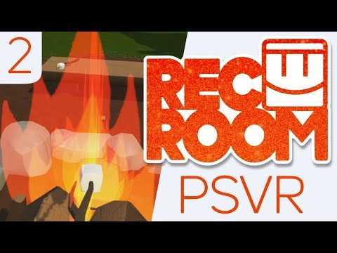 Rec Room [PSVR] Let's Make Friends Out of Random Strangers!
